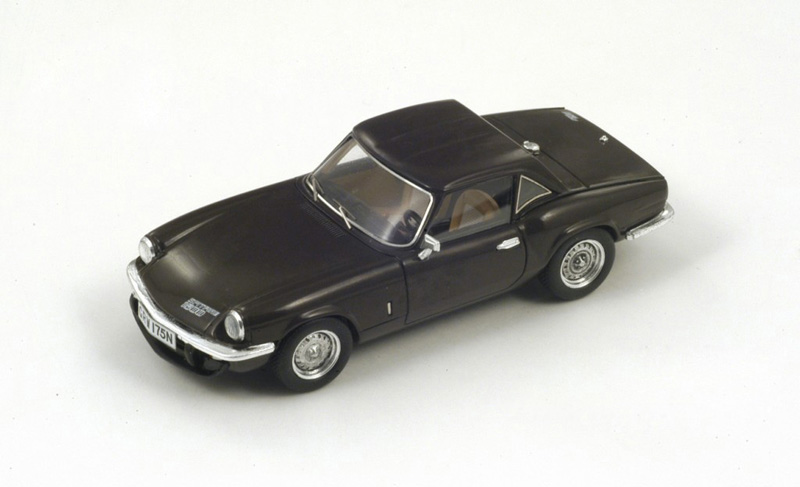 1/43 1975 Triumph Spitfire 1500 Brown With Hard Top