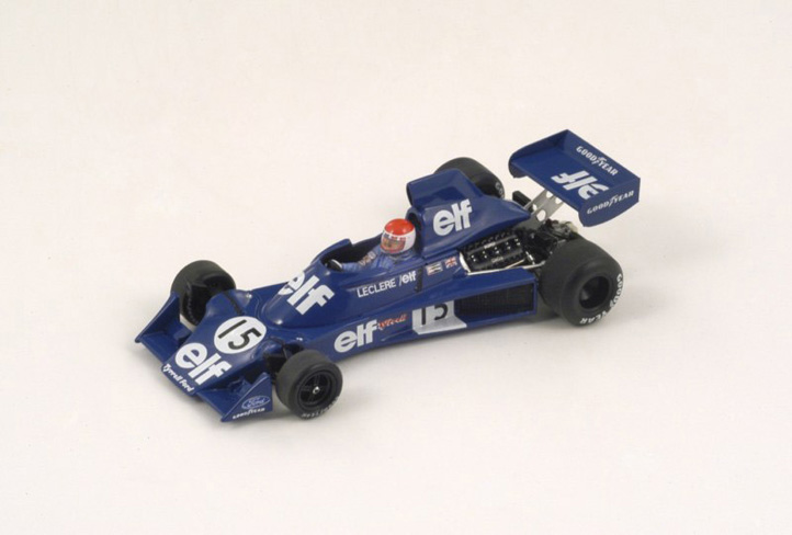 1/43 1975 Tyrell 007 US GP No. 15 Michel Leclere