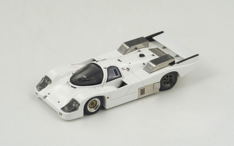 1/43 1983 Porsche 956 Test F1 TAG Engine