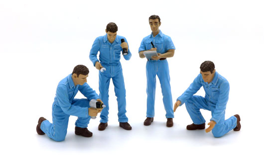1/18 Mechanic Set